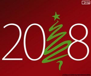 Układanka Rok 2018