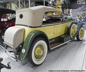 Układanka Rolls-Royce, 1929