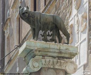 Układanka Romulus i Remus