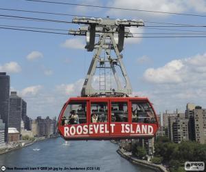 Układanka Roosevelt Island Tramway