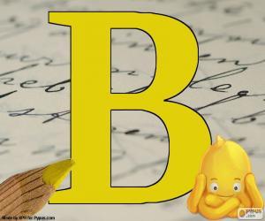 Układanka Rosyjski litery В