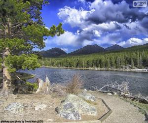Układanka rzeki Kolorado, Stany Zjednoczone Ameryki