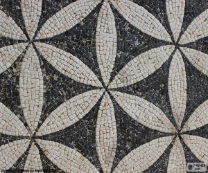 Układanka Rzymska mozaika