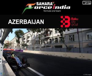 Układanka S. Perez, Grand Prix Europy 2016