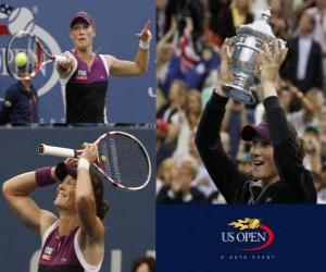 Układanka Samantha Stossur US Open 2011