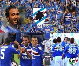 Układanka Sampdoria Genua