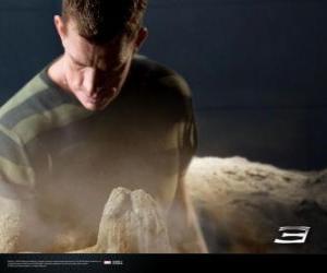 Układanka Sandman rozpoczyna proces transformacji jego ciało