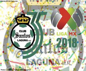 Układanka Santos, 2018 Clausura