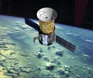 Układanka Satellit