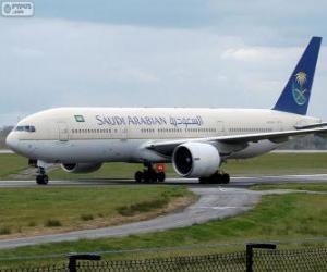 Układanka Saudi Arabian Airlines