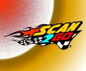 Układanka Scan2Go logo