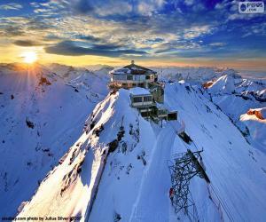Układanka Schilthorn, Szwajcaria