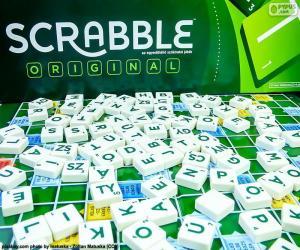 Układanka Scrabble