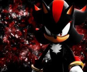 Układanka Shadow jest jeż Sonic, jak i jego rywal