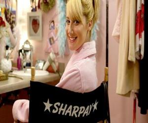 Układanka Sharpay Evans (Ashley Tisdale)