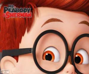 Układanka Sherman, Adoptowany syn Peabody