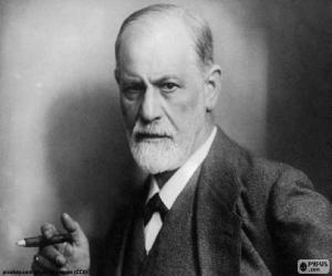 Układanka Sigmund Freud