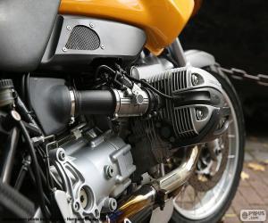 Układanka Silnik boxer BMW
