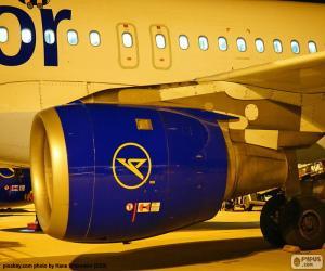Układanka Silnika lotniczego