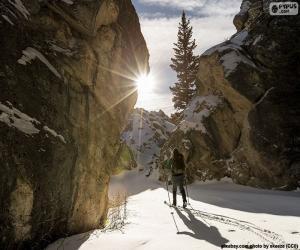 Układanka Skialpinizm