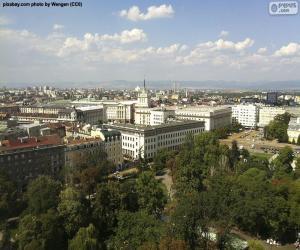 Układanka Sofia, Bułgaria