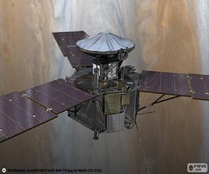 Układanka Sondę Juno