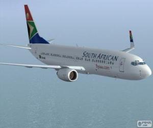 Układanka South African Airways