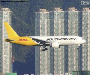 Układanka Southern Air, Stany Zjednoczone Ameryki