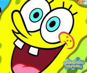 Układanka SpongeBob jest bohaterem przygody w Bikini Bottom
