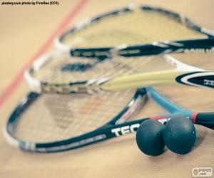 Układanka Squash