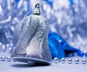 Układanka Srebrny Dzwon Boże Narodzenie