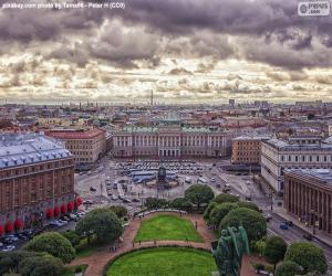 Układanka St. Petersburg, Federacja Rosyjska