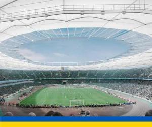 Układanka Stadion Olimpijski w Kijowie (69.055)