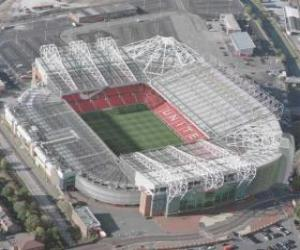 Układanka Stadium of Manchester United FC - Old Trafford -