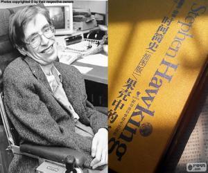 Układanka Stephen Hawking