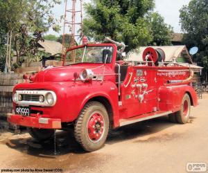 Układanka Strażacki, Birma
