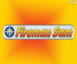 Układanka Strażak Sam logo