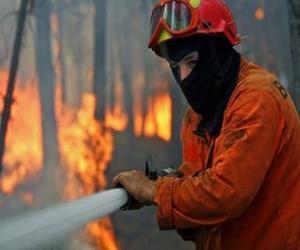 Układanka Strażak w akcji