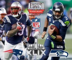 Układanka Super Bowl 2015