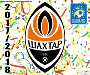 Układanka Szachtar Donieck, mistrz 2017-18