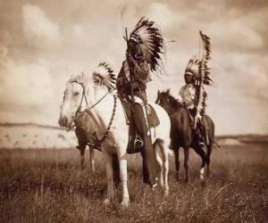 Układanka Szef Sioux