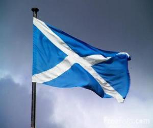 Układanka Szkocja, kraj Wielka Brytania