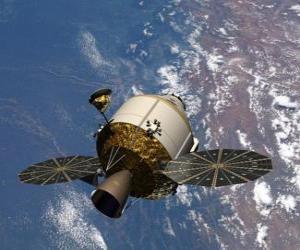 Układanka Sztucznego satelity, Orion