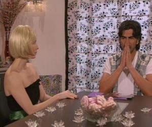 Układanka Talking Blanca i Leandro