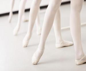 Układanka Tancerze stóp