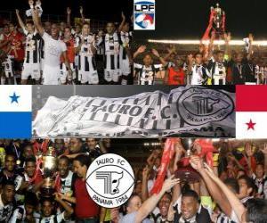 Układanka Taurus F. C Champion Apertura 2010 (Panama)