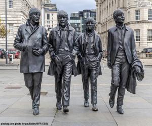 Układanka The Beatles