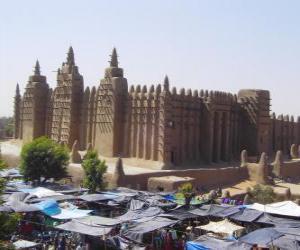 Układanka Timbuktu, Mali