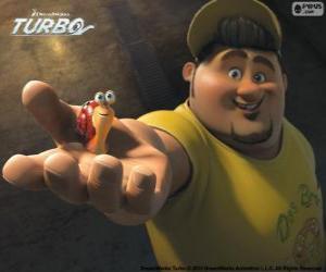 Układanka Tito, przyjaciel Turbo