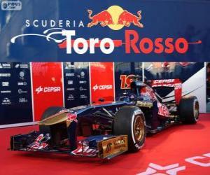 Układanka Toro Rosso STR8 - 2013 -